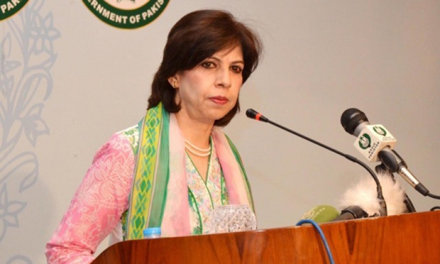 Foreign Office spokesperson Tasnim Aslam says Pakistan do not look at Muslim Ummah through sectarian, racial or ethnic prism.—PID/File Foreign Office spokesperson Tasnim Aslam says Pakistan do not look at Muslim Ummah through sectarian, racial or ethnic prism