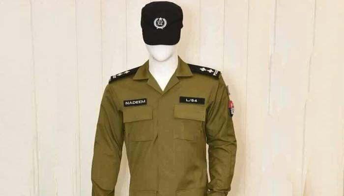 Punjab-Police-Uniform
