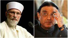Asif Zardari, Qadri will now meet on Dec 29, saysPAT
