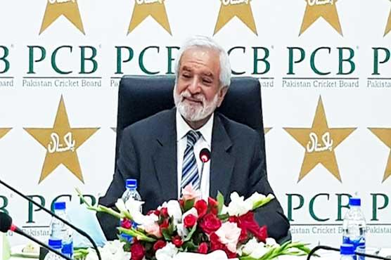 Ehsan Mani elected aschairman