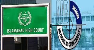 Islamabad High Court issues notice toNAB