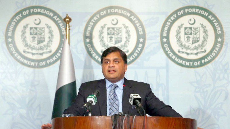 Foreign Office Spokesman Dr MuhammadFaisal