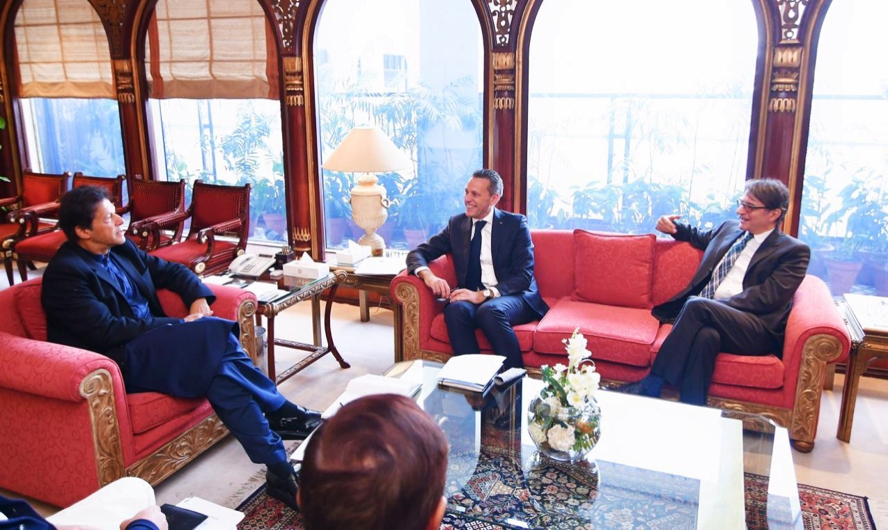 Government committed to facilitate investors in Pakistan PMKhan