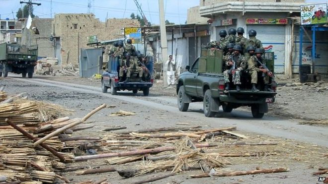 2 soldiers martyred, 2 terrorists killed in NorthWaziristan